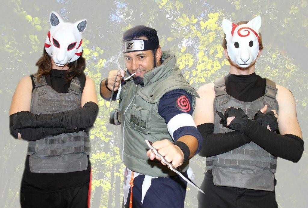 anbu black ops cosplay